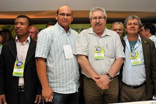 Lideranças da FENATA participam de congresso da CSP