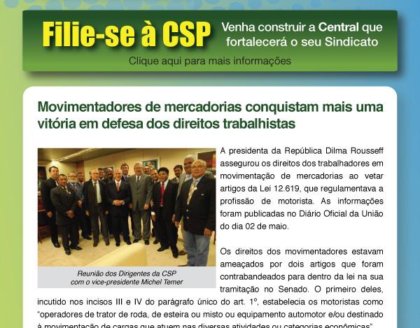 Boletim CSP 29