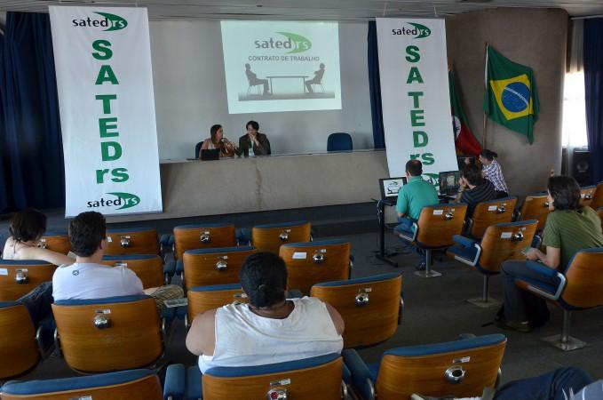 SATED/RS inaugura Projeto Selo Verde