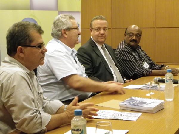 Dirigentes da CSB se reúnem com o novo superintendente do MTE em São Paulo