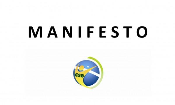 CSB lança manifesto sobre ação em Brasília que discutirá a pauta trabalhista