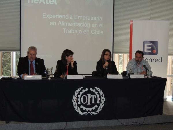 Em palestra no Chile, Antonio Neto expõe os benefícios do Programa de Alimentação do Trabalhador
