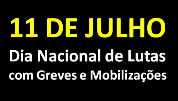 Sindicatos querem 15 mil trabalhadores nas ruas de Campo Grande