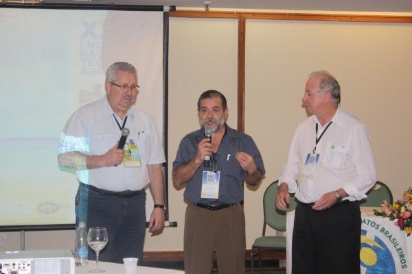 Dirigentes da CSB discutem a importância do movimento sindical durante evento da FENATA em Salvador