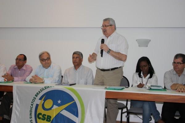 Encontro dos Servidores Públicos da CSB-BA promove debate sobre os direitos da categoria