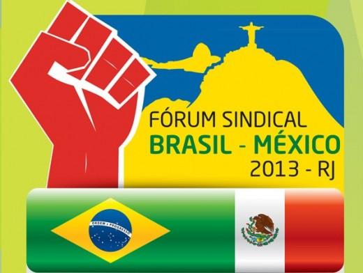 CSB promove o Fórum Sindical Brasil-México 2013 no Rio de Janeiro