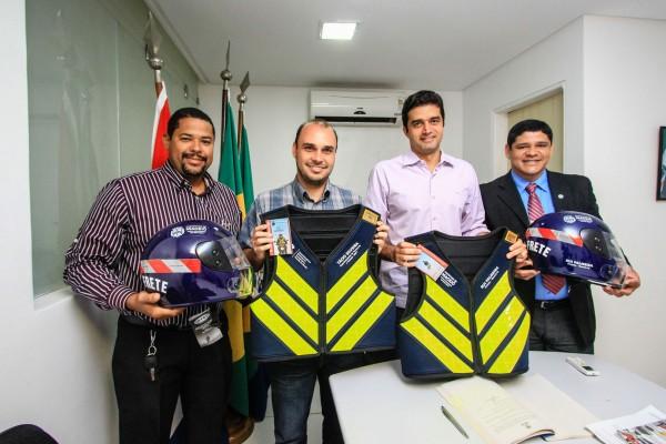 Serviço de Motofrete é regulamentado em Maceió