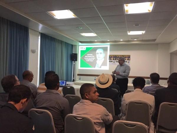 Mobilização da Central para ampliar filiações chega à Bahia