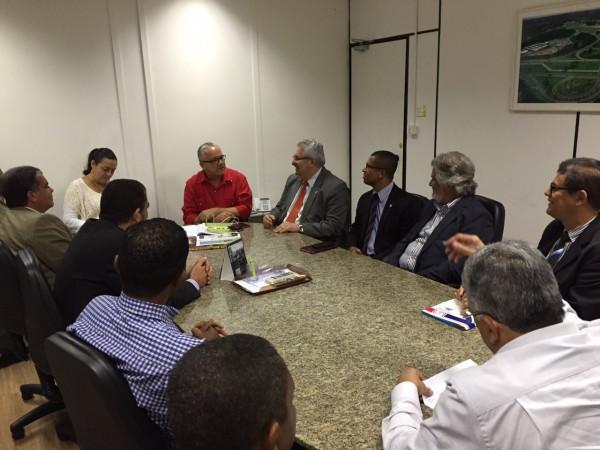 CSB se reúne com secretário de Relações Institucionais da Bahia para debater sua atuação no Estado