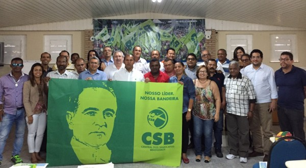 Caravana de filiações da CSB chega a Sergipe