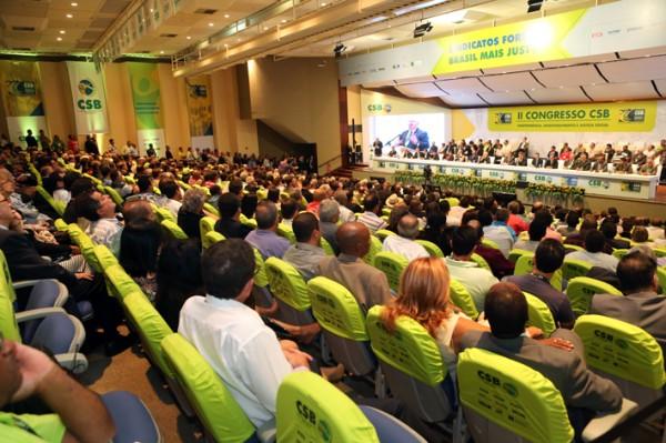 Vídeo conta a história de crescimento e luta da Central dos Sindicatos Brasileiros