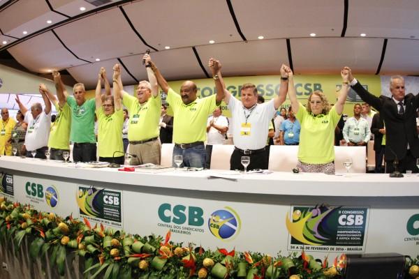 Antonio Neto é reeleito presidente da CSB