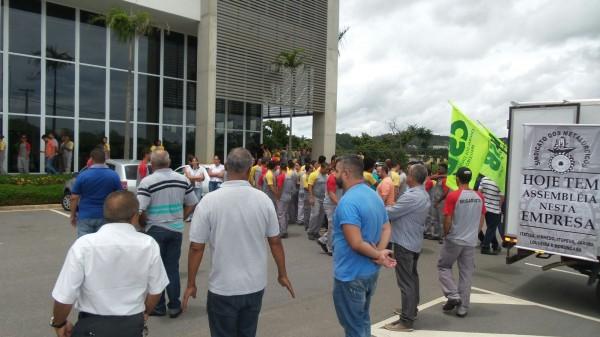 Sindicato dos Metalúrgicos de Itatiba e Região não aceita nova proposta de redução de jornada e salário da Karcher
