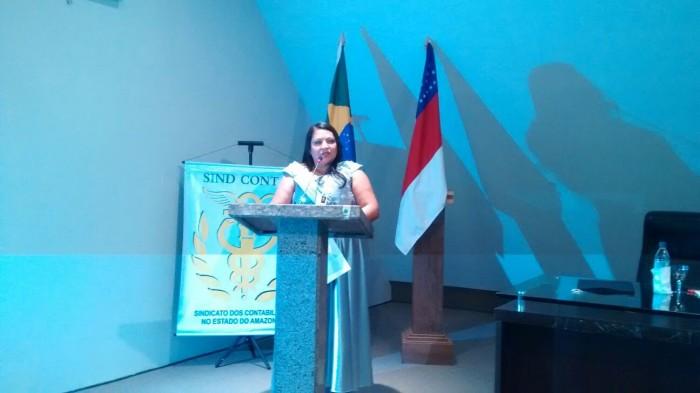 Nova diretoria do SINDCONTAB/AM toma posse em cerimônia na Assembleia Legislativa do Amazonas