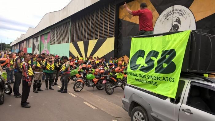 Mototaxistas do Amazonas reivindicam fiscalização e melhores condições de trabalho