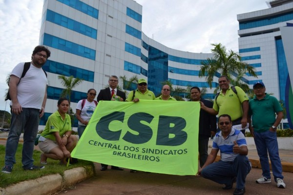 Ato nacional contra 'golpe no serviço público' também acontece em Rondônia