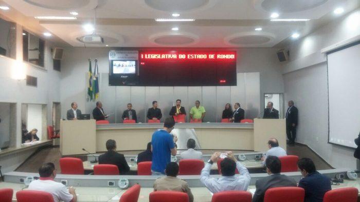 Servidores de Rondônia participam de audiência pública na ALE RO sobre o PLP 257/2016