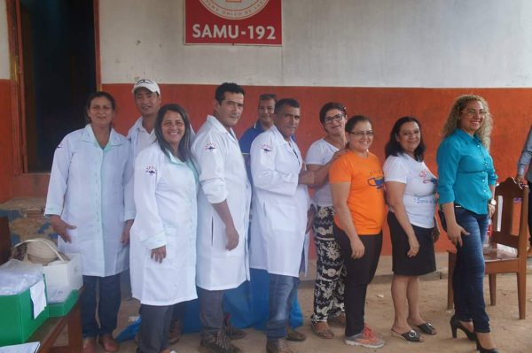 SPATE- ACRE faz campanha estadual de valorização da enfermagem