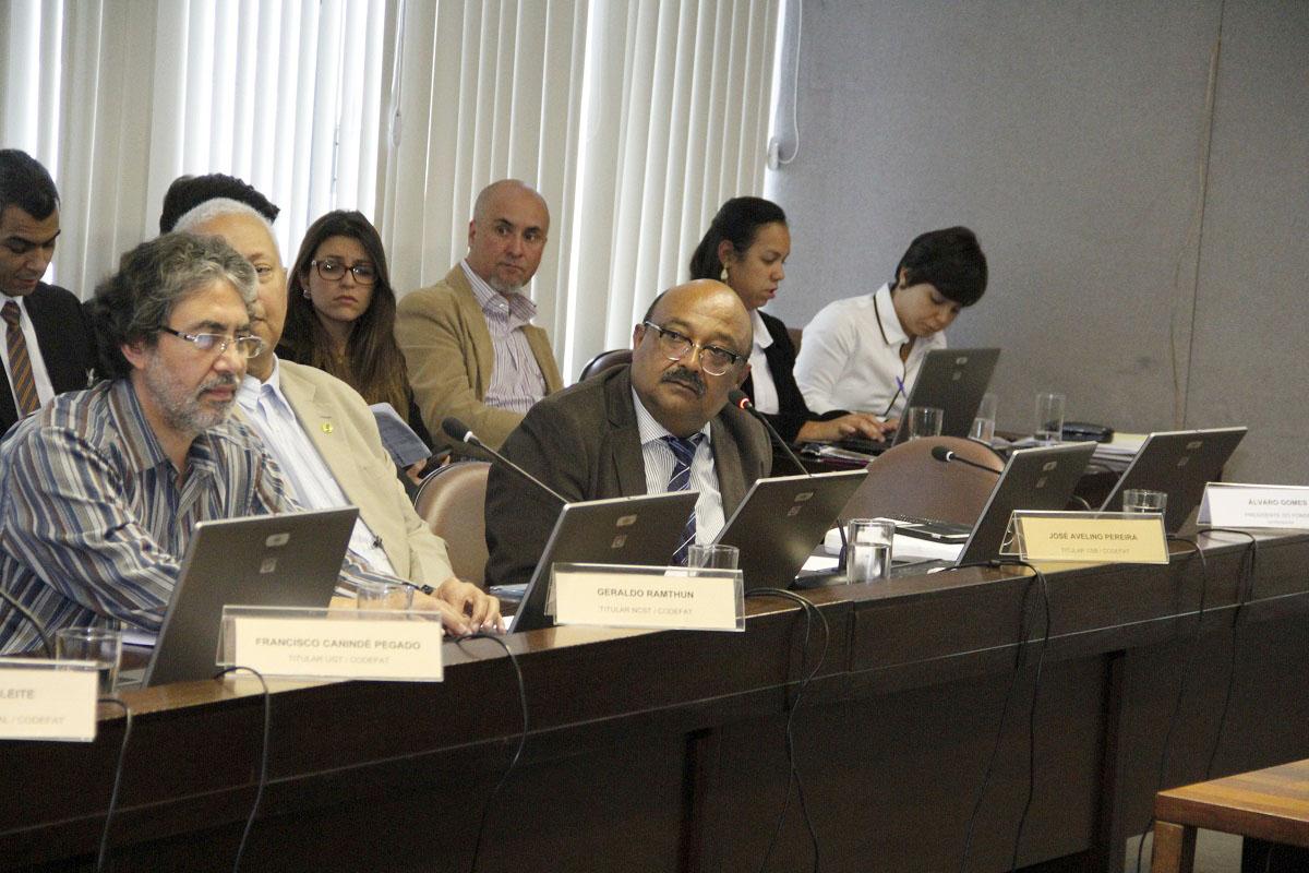 136ª Reunião Ordinária Conselho Deliberativo do Fundo de Amparo ao Trabalhador – Codefat