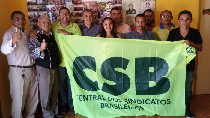 Sindicatos dos pescadores de seis municípios do Piauí filiam-se à CSB
