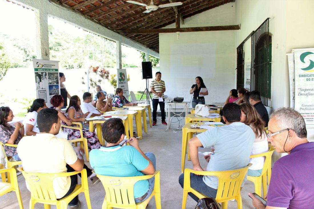 SENPA realiza terceiro encontro de formação sindical do Pará