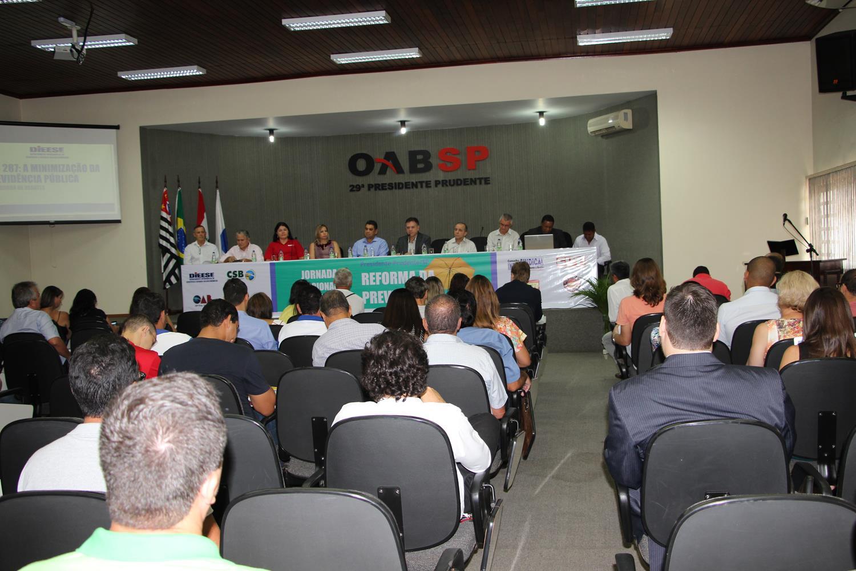 Presidente Prudente (SP) recebe 13ª Jornada Nacional de Debates do DIEESE
