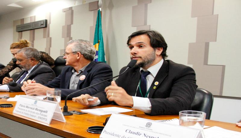 CSB debate operação Carne Fraca em audiência do Senado