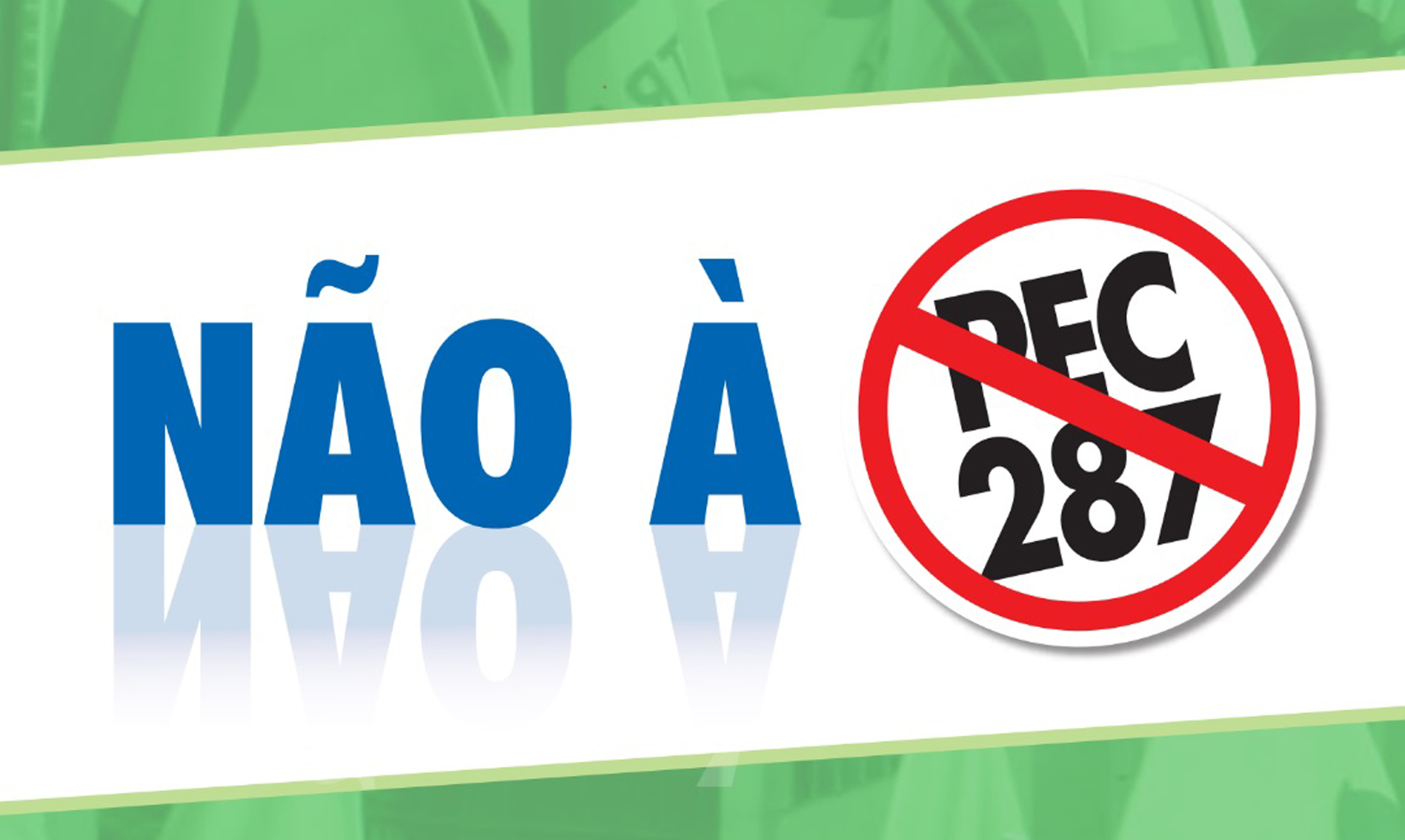 CSB disponibiliza panfleto contra a Reforma da Previdência