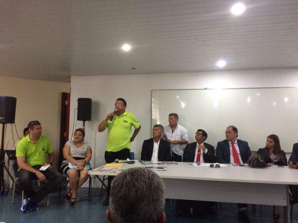 Vereadores de Acopiara (CE) apoiam luta da CSB contra a PEC 287
