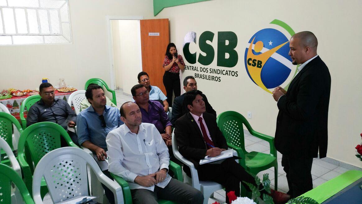 Em encontro estadual, CSB Pará define calendário de luta