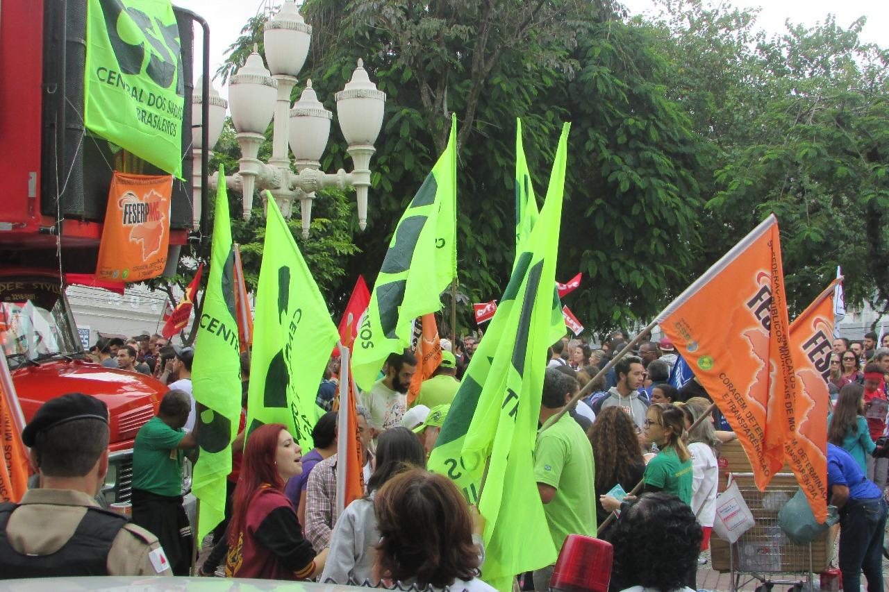 Confederação Geral dos Trabalhadores Portugueses divulga nota em apoio a greve geral