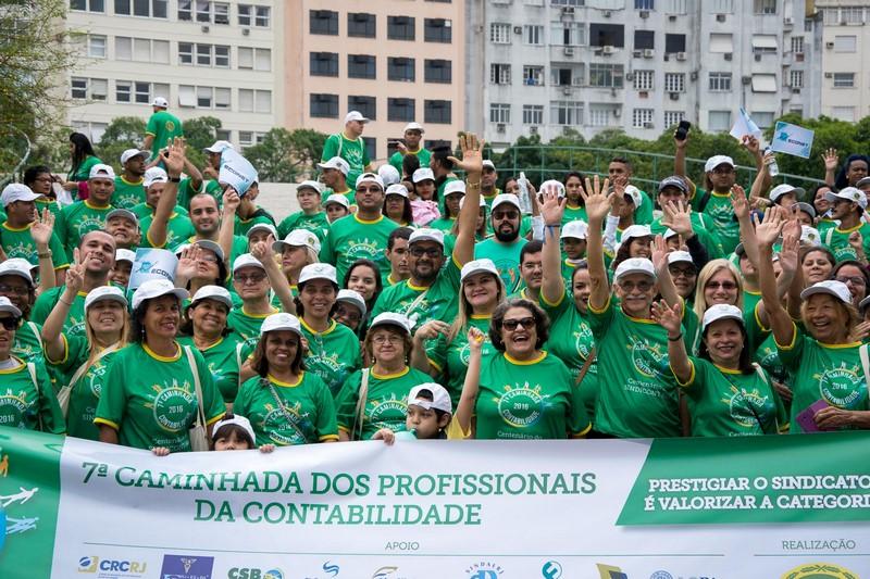 8ª edição da Caminhada dos contabilistas do Rio de Janeiro já tem inscrições abertas