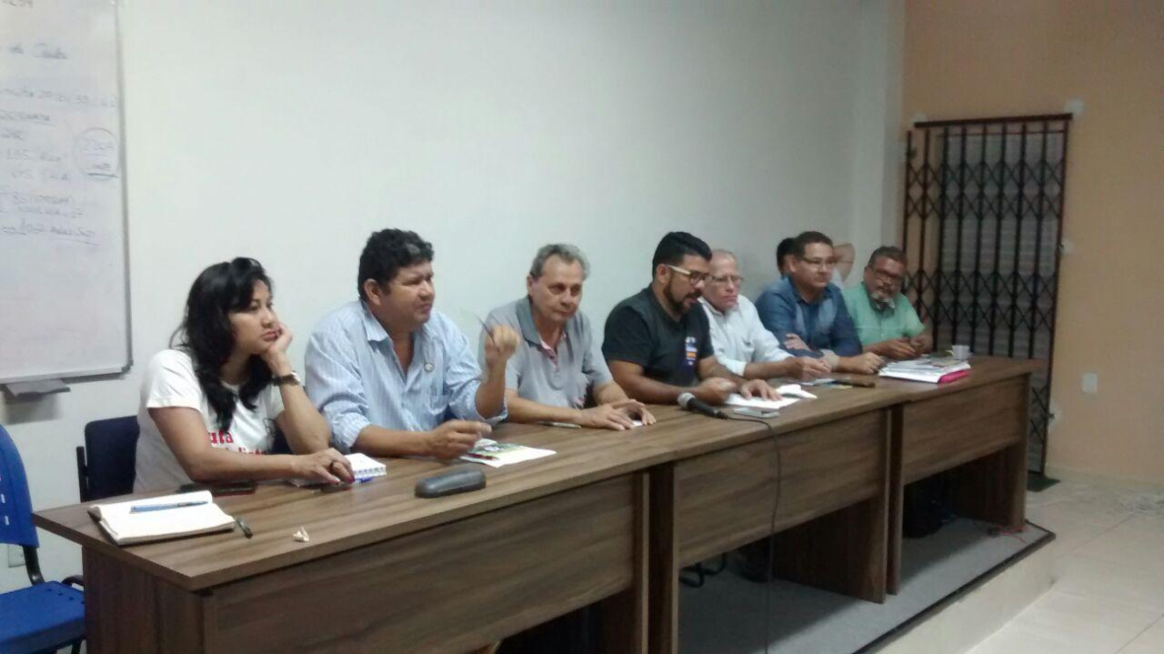 Centrais sindicais do Pará se organizam para greve geral do dia 28 de abril