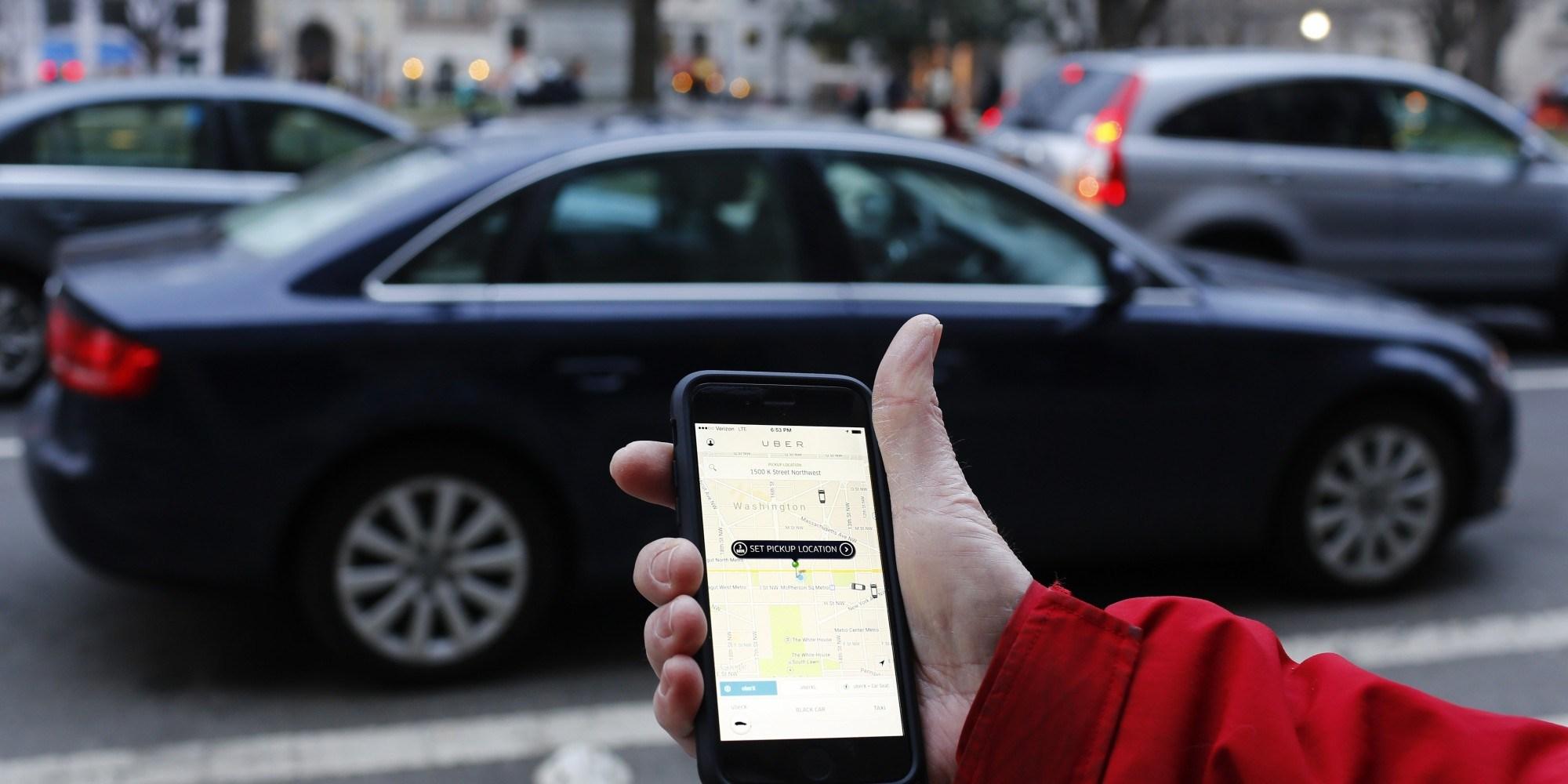 Justiça da Itália bloqueia Uber por concorrência desleal