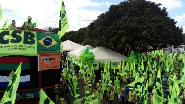 Marcha em Brasília – Acompanhe a cobertura em tempo real
