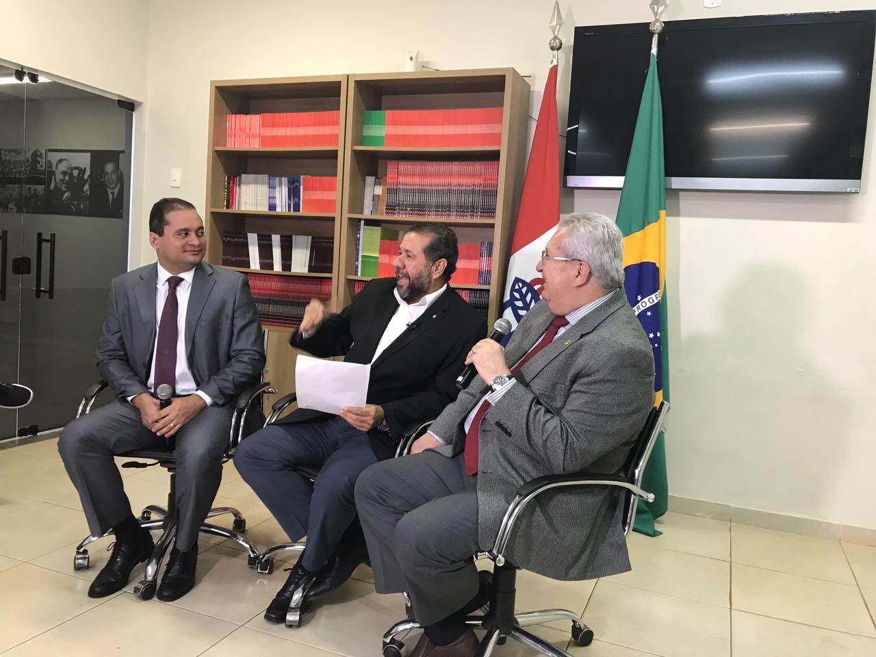 Em debate ao vivo, Antonio Neto diz que as reformas do governo são um retrocesso para os trabalhadores