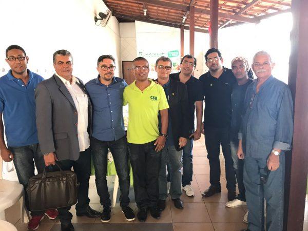 Sindicatos da Bahia se reúnem para organizar mobilizações contra as reformas