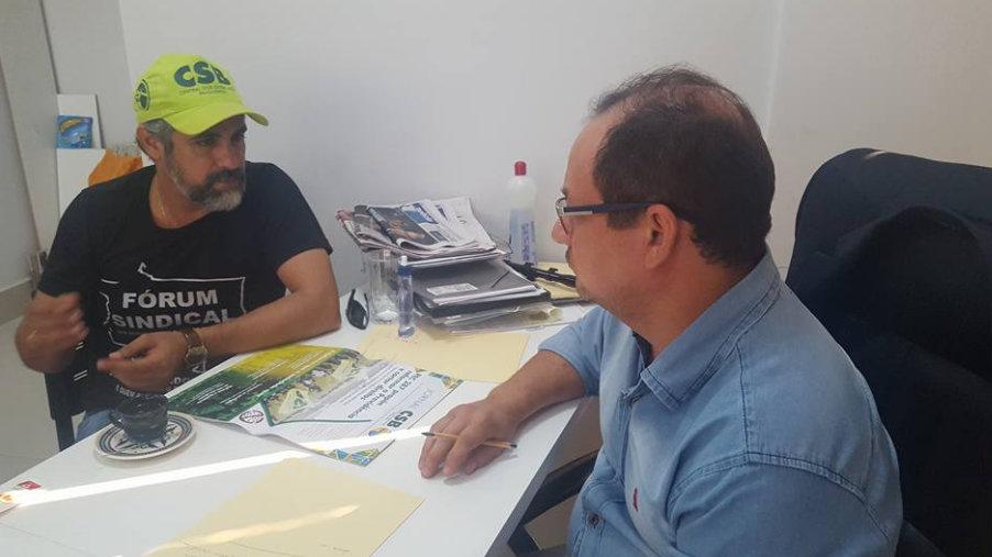Sindicalista propõe radicalizar o movimento pelo RGA e denuncia deputados