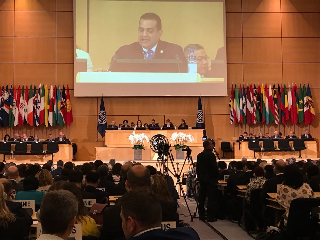 Em Genébra, CSB participa da abertura da 106ª Conferência Internacional do Trabalho