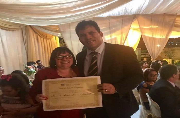 Maria das Mercês é homenageada com título de cidadã Carpinense (PE)