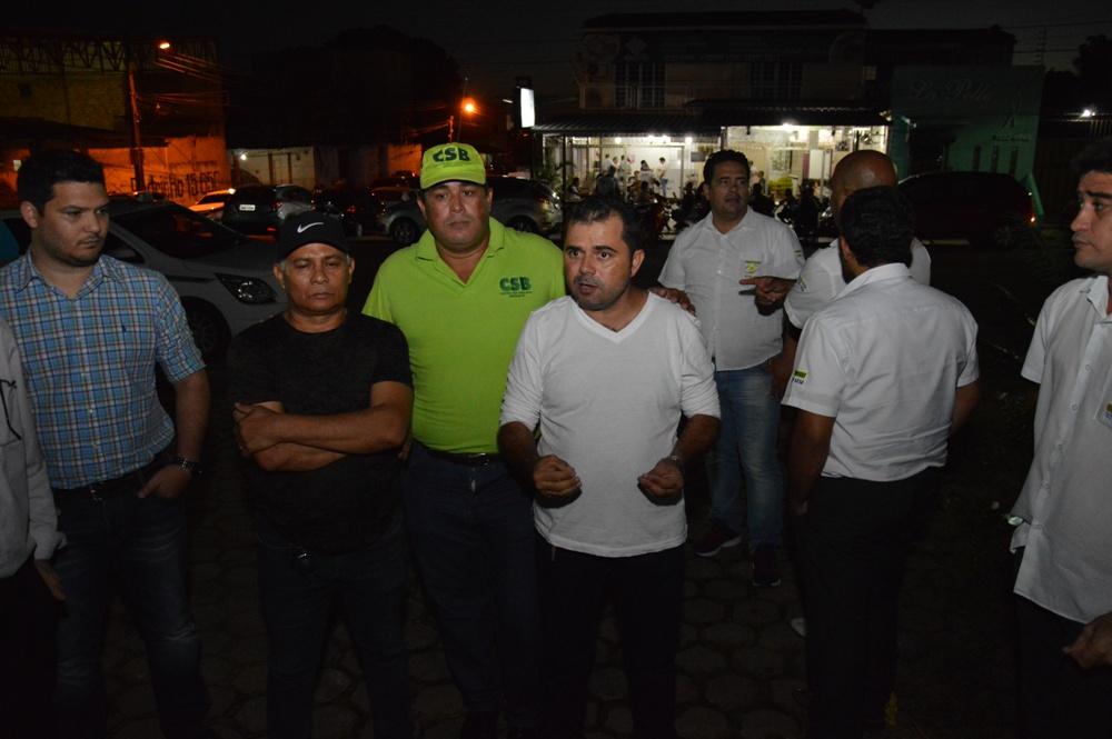 """CSB Rondônia fortalece luta de taxistas em Porto Velho contra tentativa de criar """"sindicato dublê"""""""