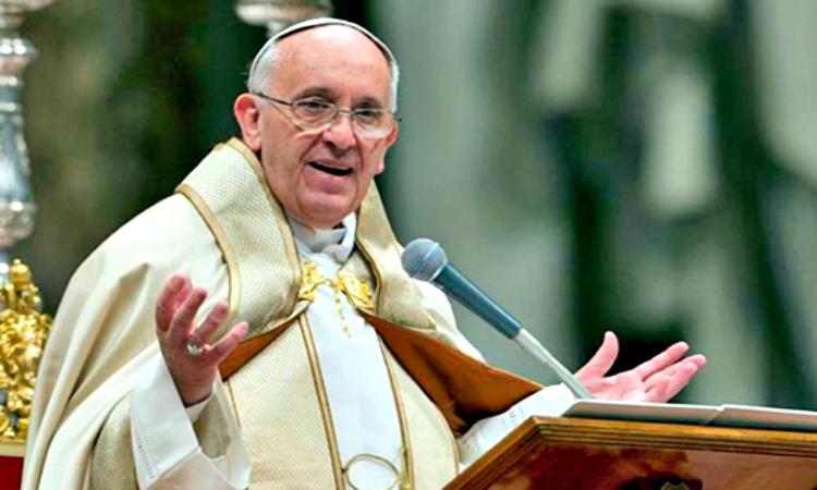 Papa menciona desafios atuais para o movimento sindical