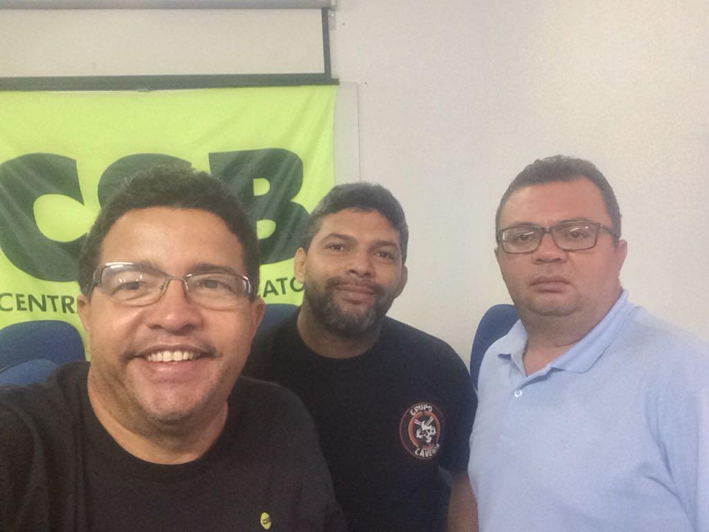 Sindvigilantes/PI é o mais novo sindicato filiado à CSB