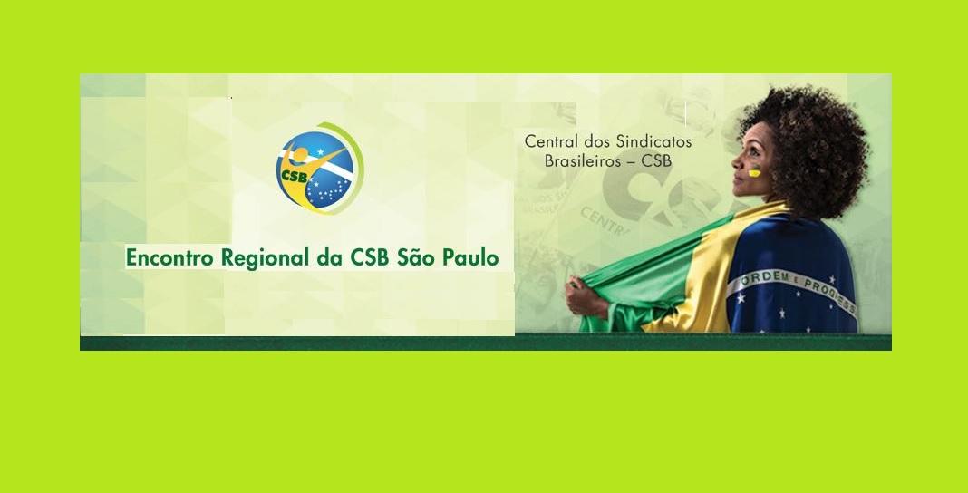 II Encontro Regional da CSB São Paulo acontece em Araçatuba