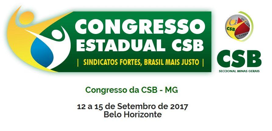 Dirigentes já podem se inscrever no Congresso Estadual de Minas Gerais