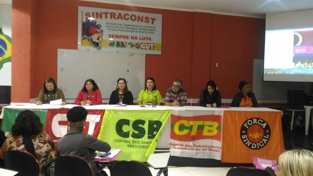 Diálogo e organização são prioridades das mulheres trabalhadoras no movimento sindical