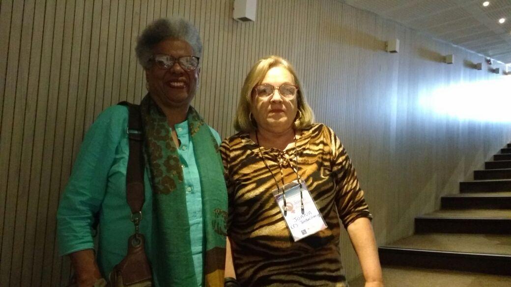 Vice-presidente da CSB é delegada nacional da Conferência de Saúde da Mulher