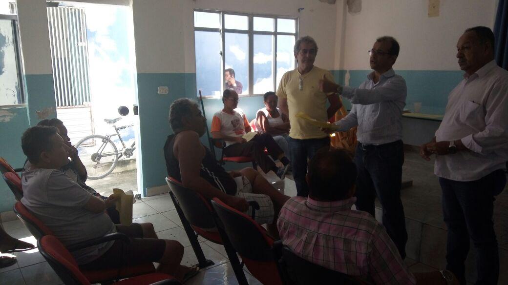 SINTSEP esclarece ações jurídicas para trabalhadores de Delmiro Gouveia, em AL