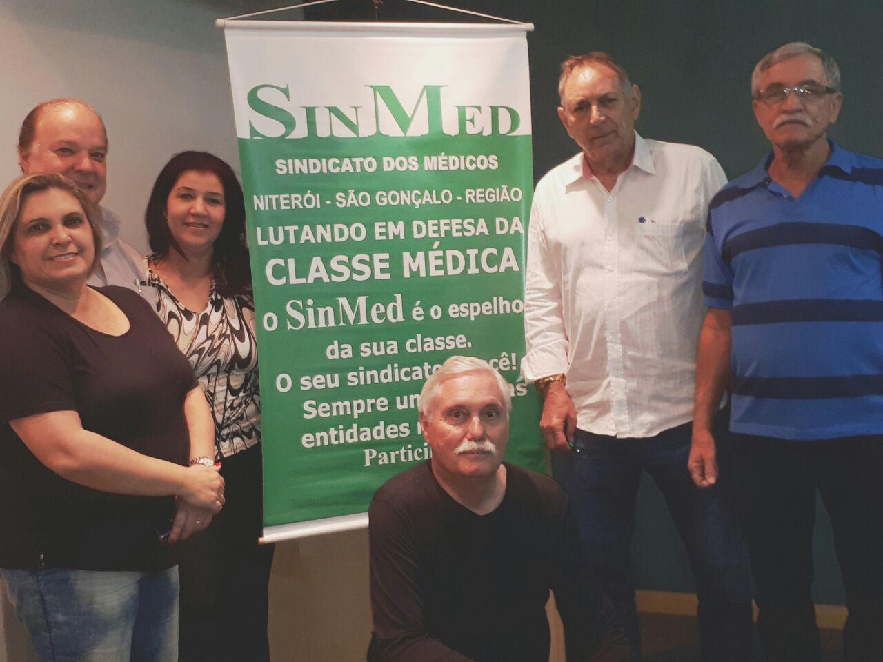 Chapa Ética Sindical vence eleições do Sindicato dos Médicos de Niterói, São Gonçalo e Região