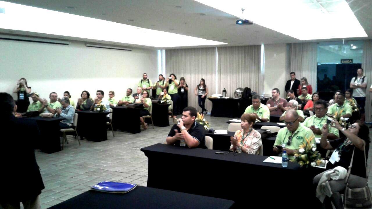 Curso de Formação Política e Sindical da CSB em Recife é aprovado por 98% dos participantes